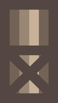 Framed Single X