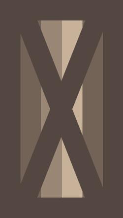 Framed X Style