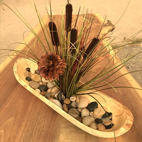 Cattails Boat