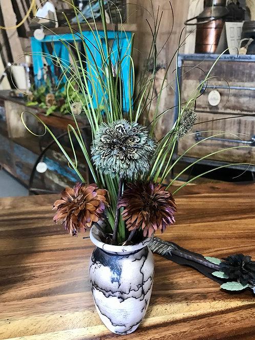 Small Horsehair Vase