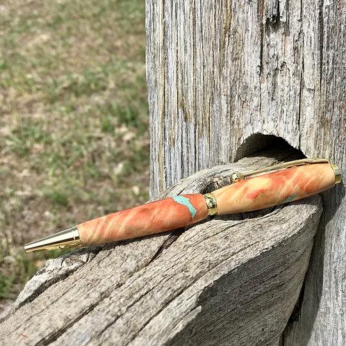 Boxelder Burl Pen