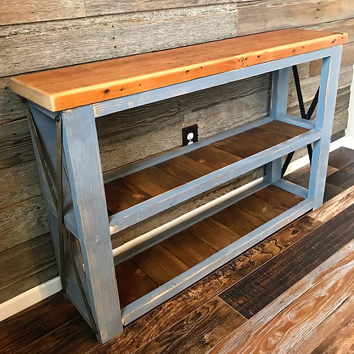 Medium Grey Hallway Table