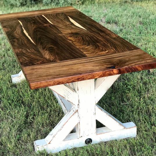 guanacaste farmhouse table