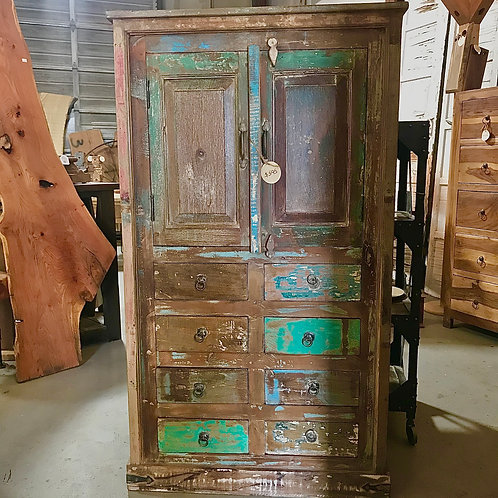 8-Drawer Armoire