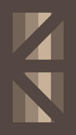 Framed Double Z Arrow