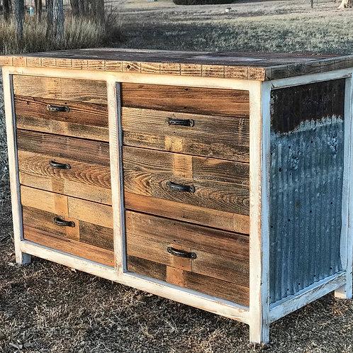 Reclaimed Hemlock Dresser