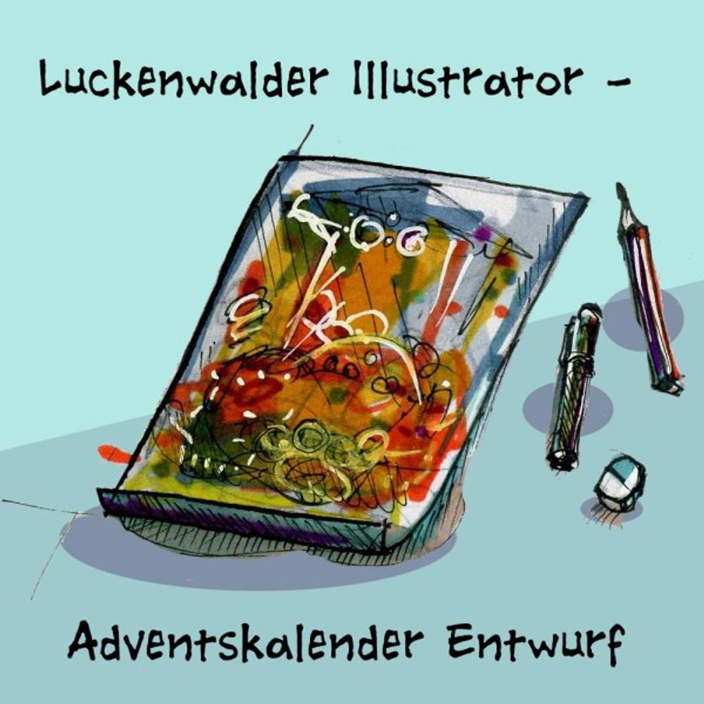 Luckenwalder Illustrator