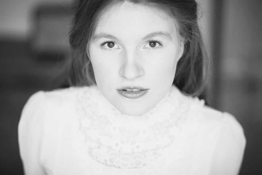 Begegnung mit einer Schauspielerin (Marleen Sophia Maxeiner)