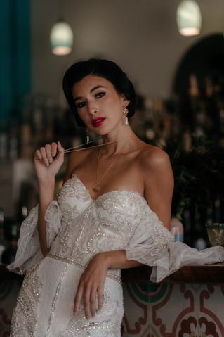 Bar Tocador Cuban inspired styled shoot0