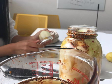 Pickling with youth
