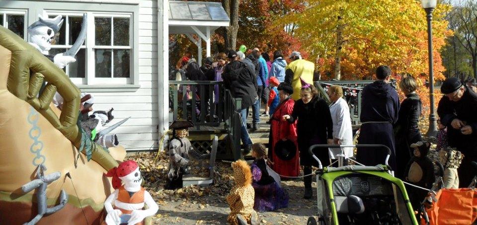 Halloween Maizerets