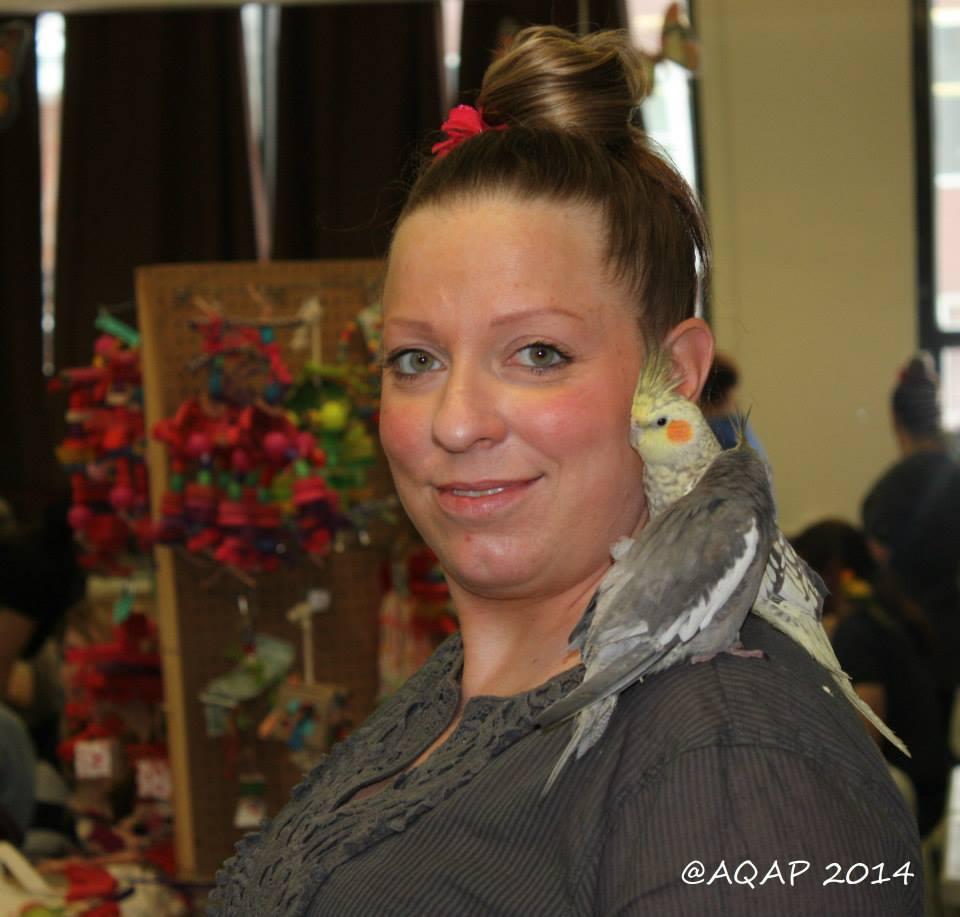 Conférence à l'AQAP