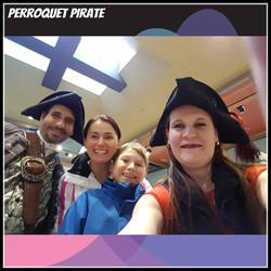 Les propriétaires en pirate