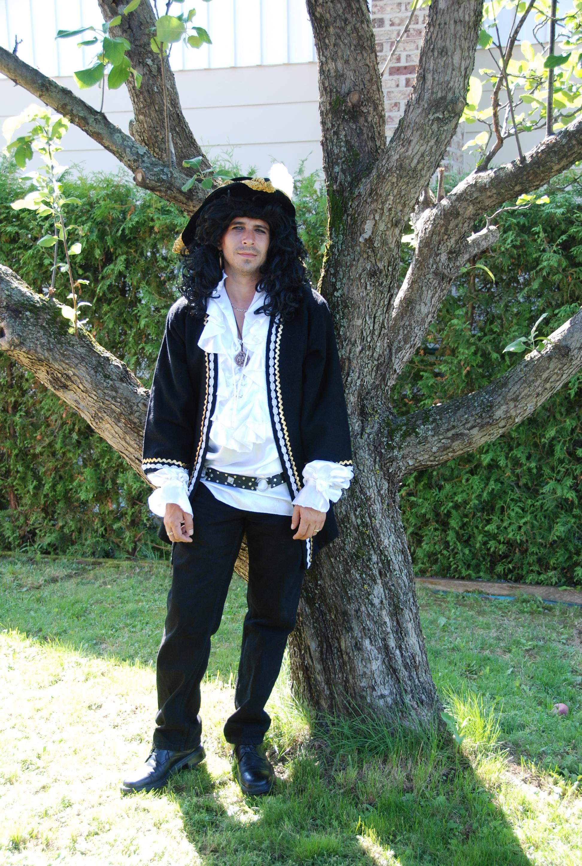 Les propriétaires en pirates