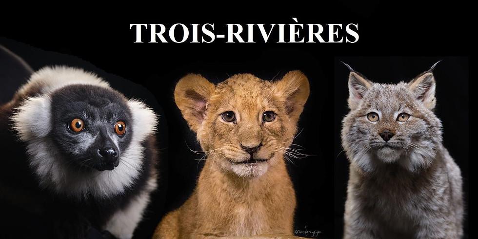 ANNULÉ - Salon des animaux exotiques et domestiques de Trois-Rivières