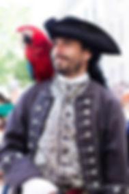 MarcLapointe propriétaire de Perroquet Pirate
