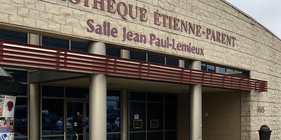 Bibliothèque Étienne-Parent
