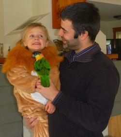 Halloween Domaine Maizerets 2011