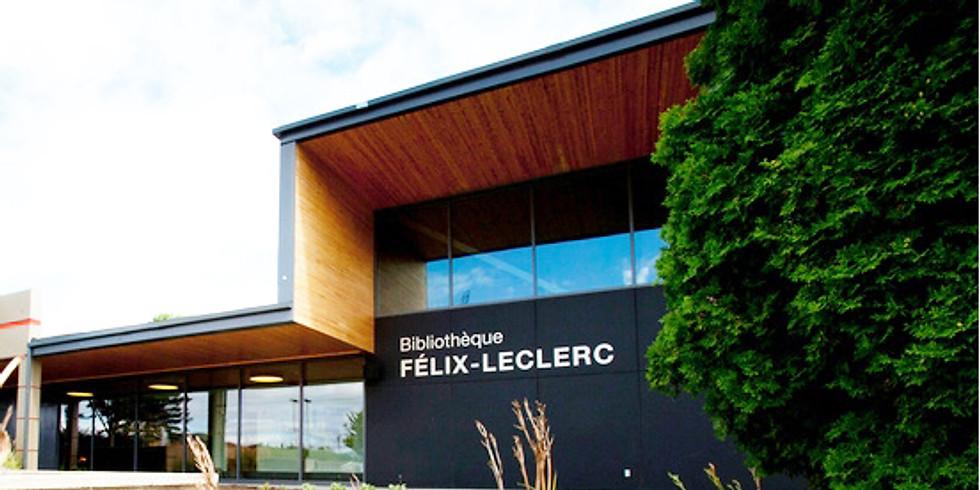Bibliothèque Félix-Leclerc