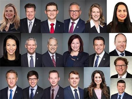 """""""我们比以往更需要真善忍""""——加拿大亚省政要贺法轮大法日"""