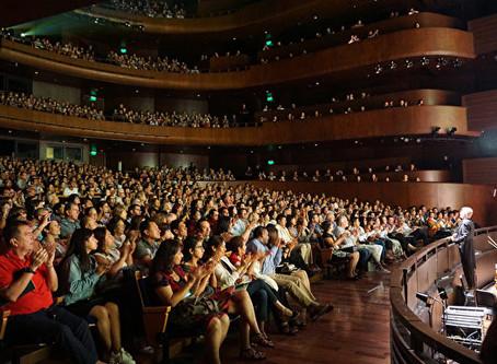 神韵秘鲁首演 主流观众赞演出领人回归神性