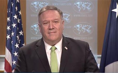 美国国务卿:中共给世界带来巨大伤害