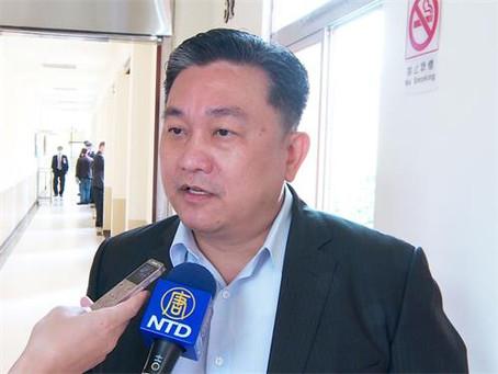 台湾政要学者感佩学员 祝贺李洪志先生华诞