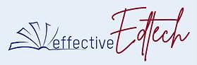 effectveEd.tech logo - infographic design - e-learning