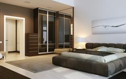 Contemporary badroom