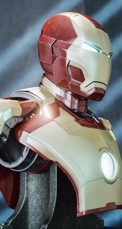Iron man mark XLII