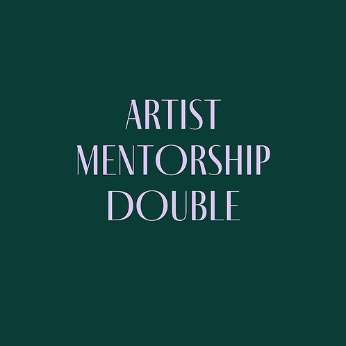 Artist Mentorship - 2x Month