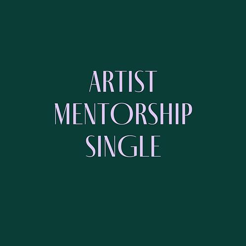 Artist Mentorship - 1x Month