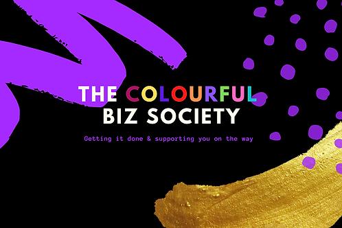 The Colourful Biz Society