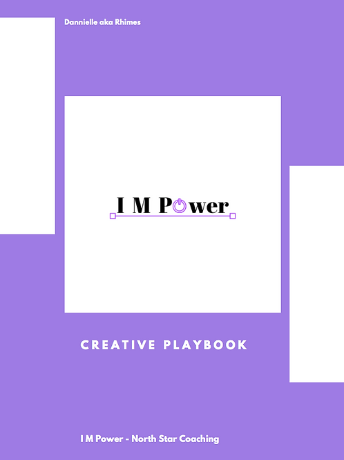 The Creative PlayBook