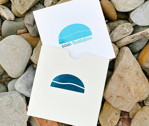 Float gift card (COLLECTION)