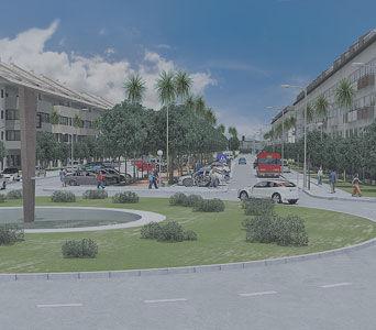 Proyectos de Urbanismo.