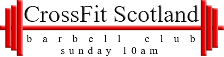 CrossFit Scotland Barbell Club