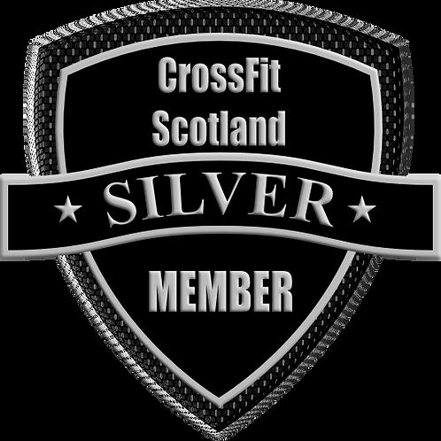 CrossFit Scotland Silver Membership