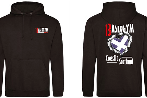 "Ladies ""I3ASIXGYM"" Hoodie or zipper"