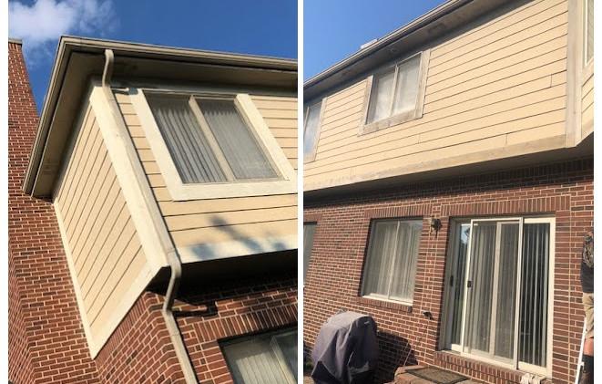 Refinish Window Trim
