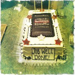 Cast Party Cake