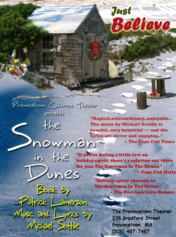 The Snowman In the Dunes