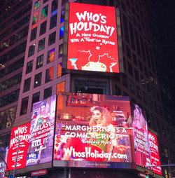 Times Square Marquis