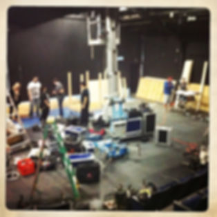 Loading in - Day one.
