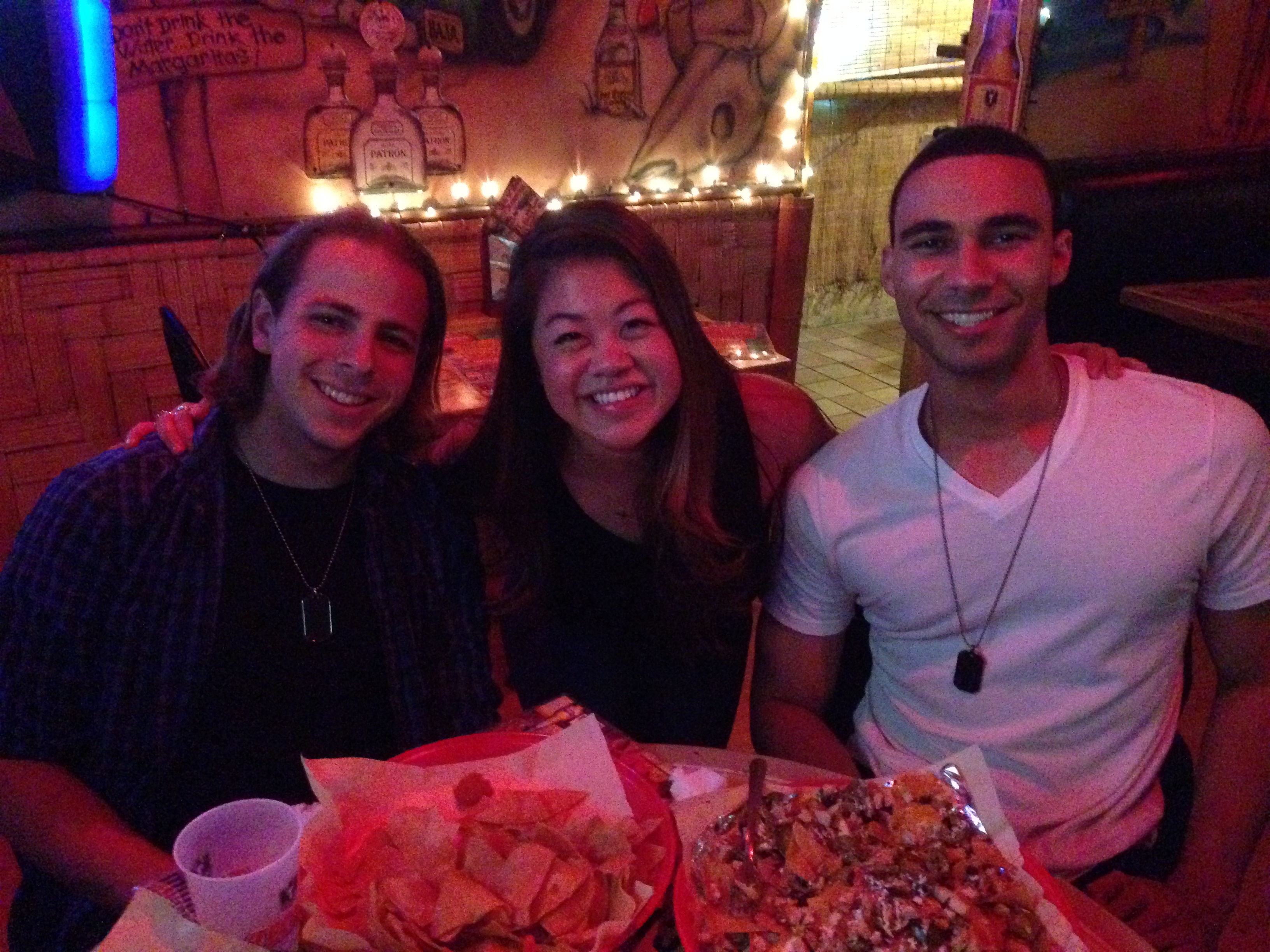 Ben, Charlotte & Austin