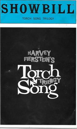 ShowBill - Torch Song Trilogy