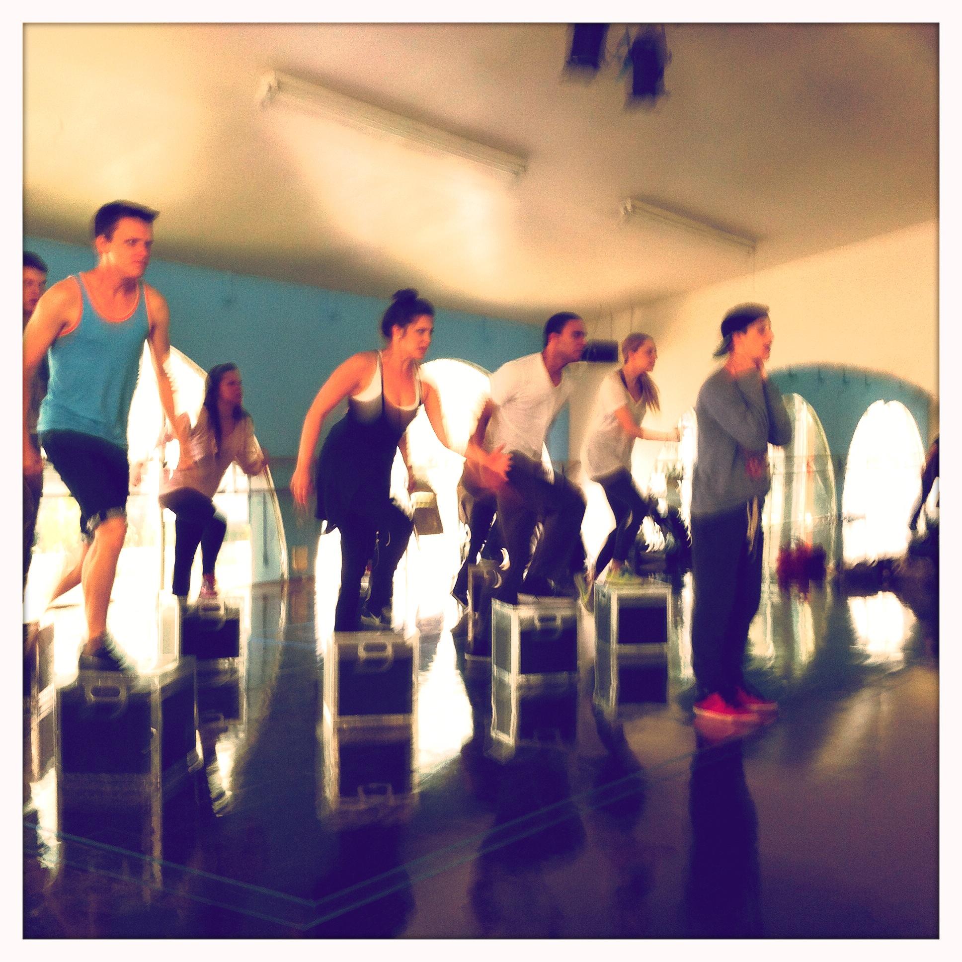 Rehearsal - LA