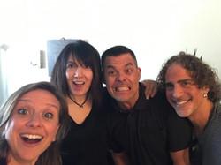 The Creative Team for JOAN
