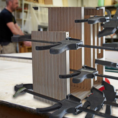 Clamped and Glued