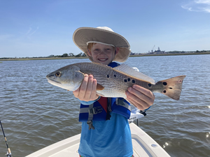 Fall is coming and that means the redfish are active